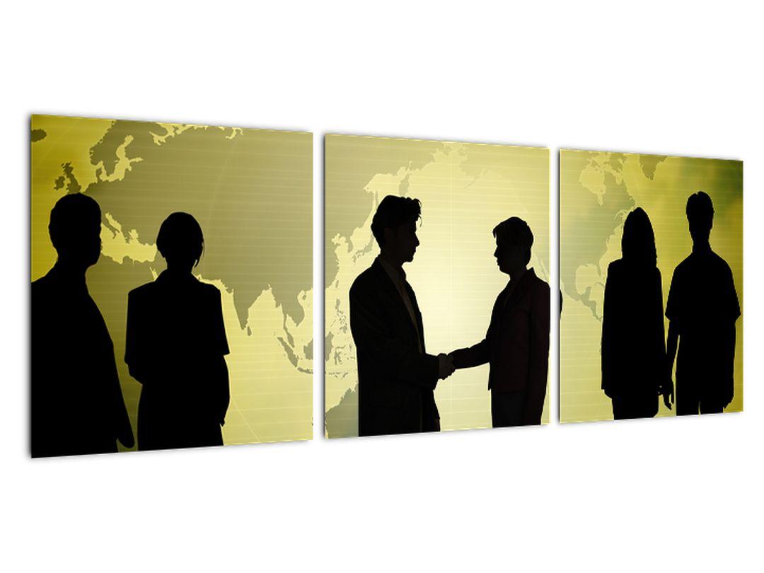 Slika - srečanje z ljudmi