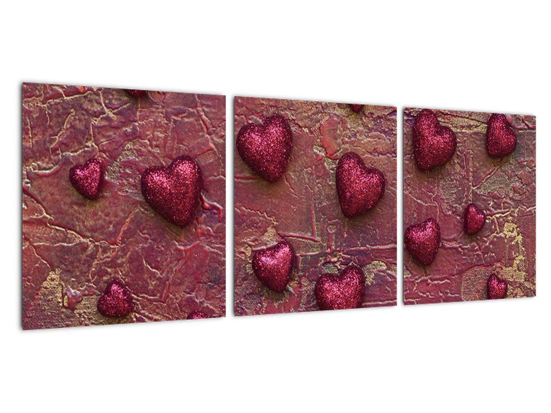 Slikanje - srca