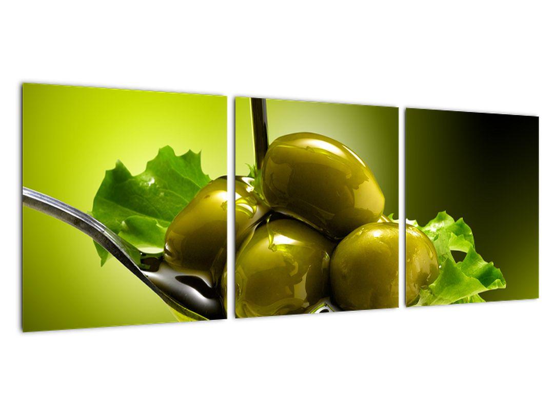 Slike za kuhinjo - oljke