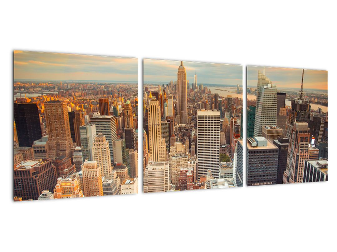 Moderna slika - nebotičniki