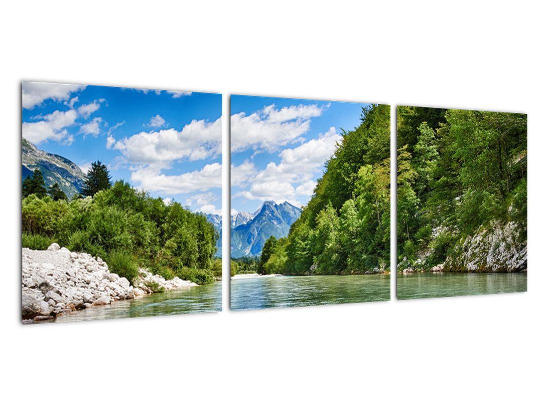 Moderna slika - vodna površina