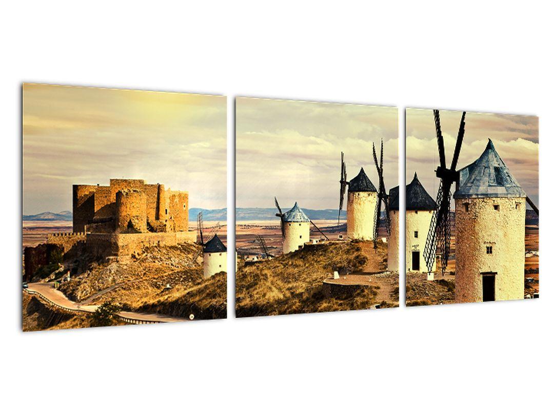 Slika na steni - mlini
