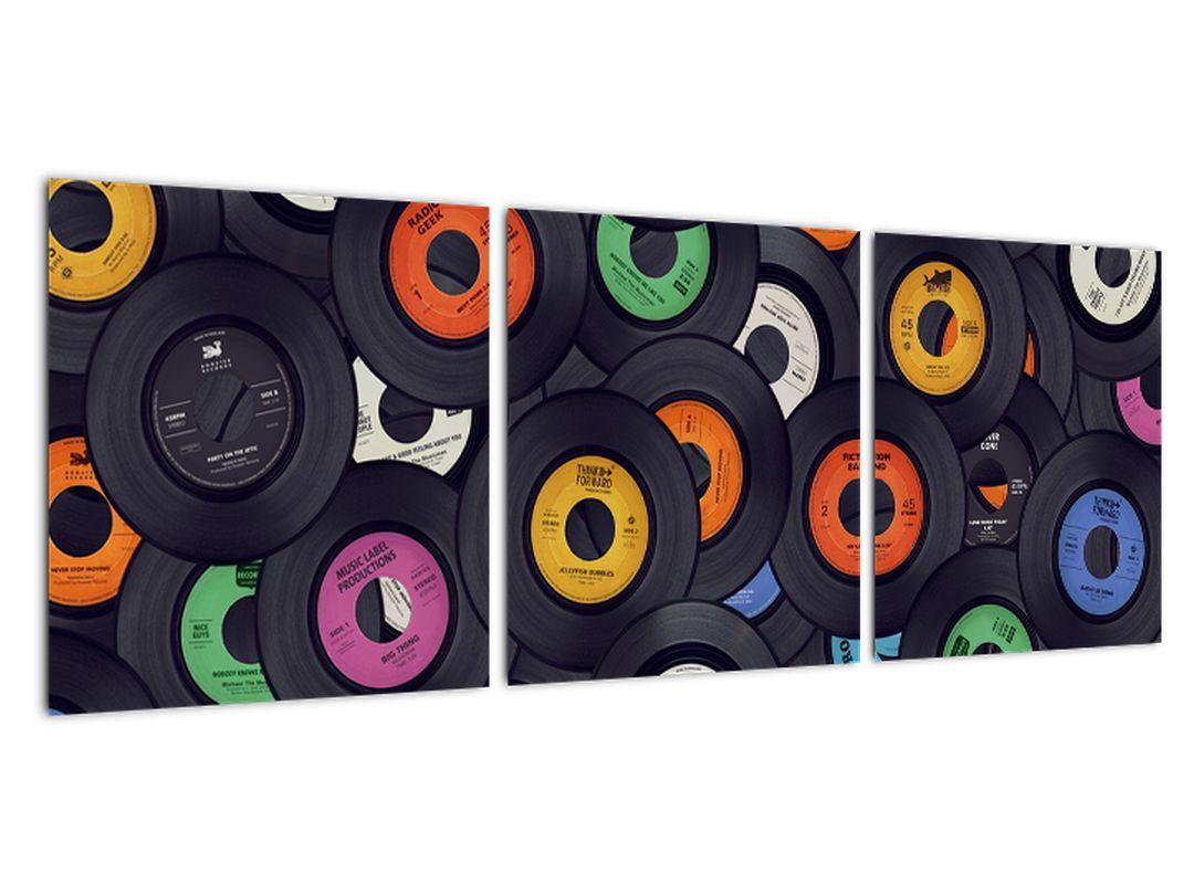 Gramofonske plošče - slika
