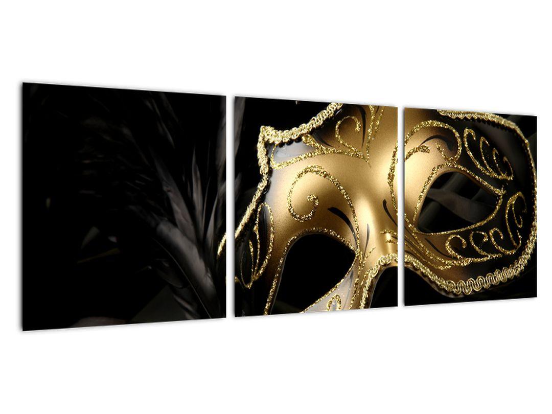 Karnevalska maska ??- moderna slika