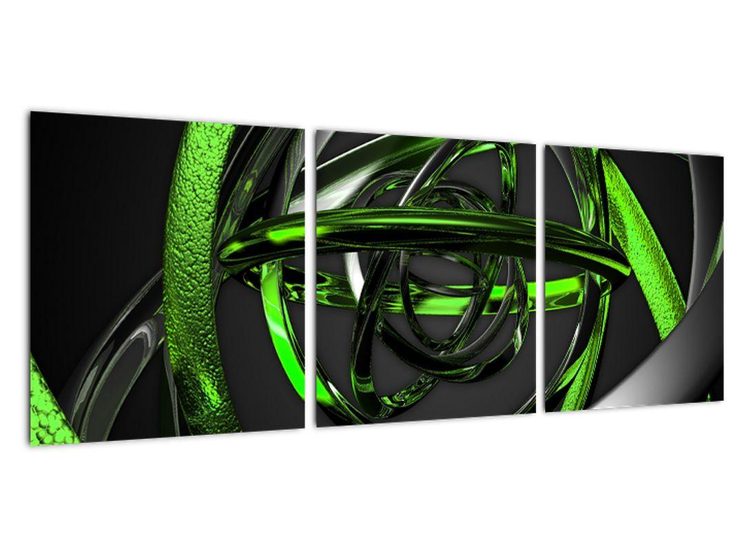 Zelena in siva - sodobna podoba