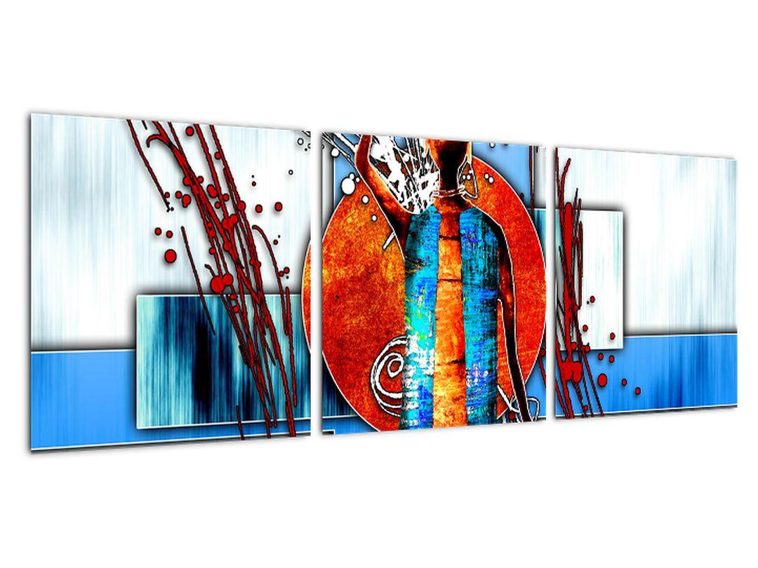 Slike na steni - abstrakcija