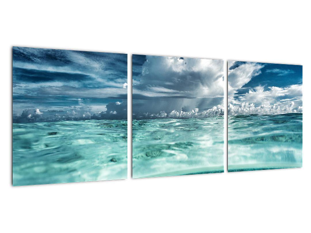 Slikanje - morska gladina