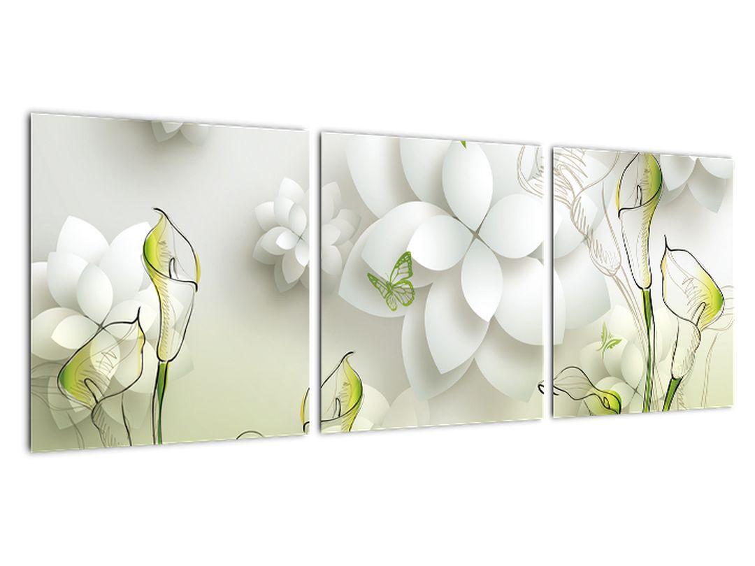 Sodobno slikarstvo - rože