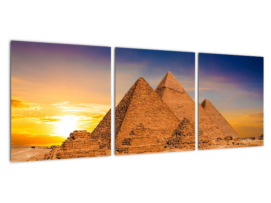 Slikanje - piramide